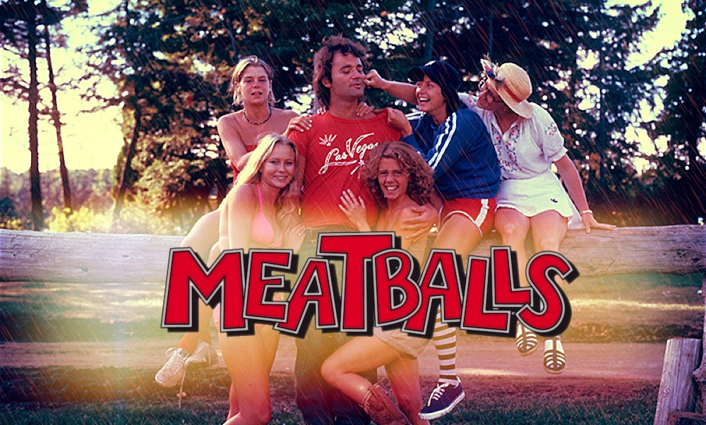 Meatballs movie camp song lyrics