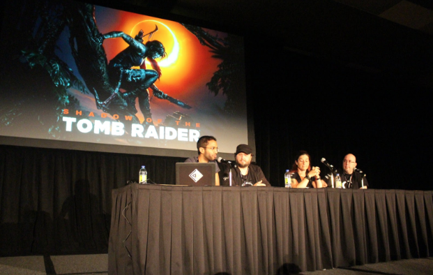 Montreal Comiccon 2018 Panel: 'Shadow of the Tomb Raider' | That