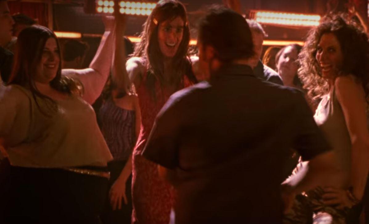 Shallow Hal Dancing